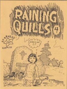 Raining Quills